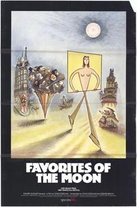 Favorites Of The Moon - 27 x 40 Movie Poster - Style A