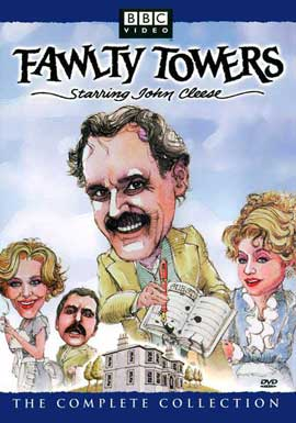 Fawlty Towers - 11 x 17 Movie Poster - Style A