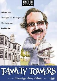 Fawlty Towers - 27 x 40 Movie Poster - Style C