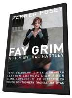 Fay Grim - 11 x 17 Movie Poster - Style A - in Deluxe Wood Frame