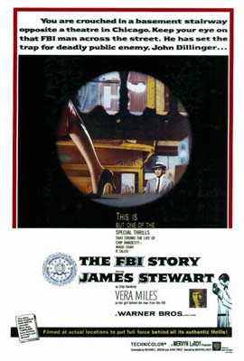 The FBI Story - 27 x 40 Movie Poster - Style A