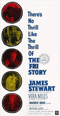 The FBI Story - 11 x 17 Movie Poster - Style B