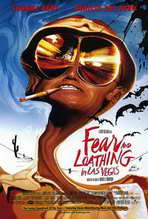 Fear and Loathing in Las Vegas - 27 x 40 Movie Poster - Style A