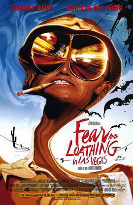 Fear and Loathing in Las Vegas - 11 x 17 Movie Poster - Style A