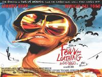 Fear and Loathing in Las Vegas - 11 x 17 Movie Poster - Style B