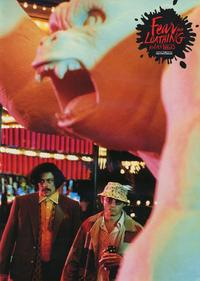 Fear and Loathing in Las Vegas - 11 x 14 Poster German Style D