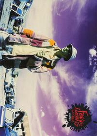 Fear and Loathing in Las Vegas - 11 x 14 Poster German Style E