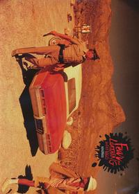 Fear and Loathing in Las Vegas - 11 x 14 Poster German Style F