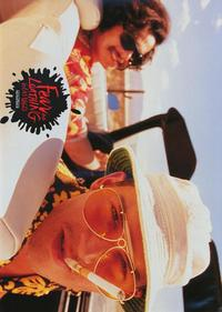 Fear and Loathing in Las Vegas - 11 x 14 Poster German Style J