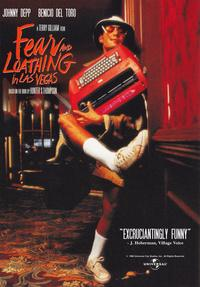 Fear and Loathing in Las Vegas - 27 x 40 Movie Poster - Style B