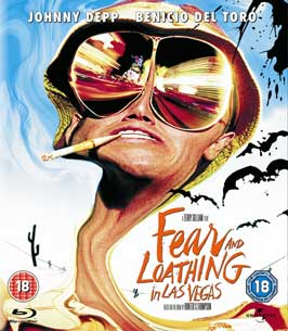 Fear and Loathing in Las Vegas - 11 x 17 Movie Poster - UK Style A