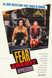 Fear, Anxiety & Depression - 43 x 62 Movie Poster - Bus Shelter Style A
