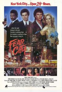 Fear City - 27 x 40 Movie Poster - Style A