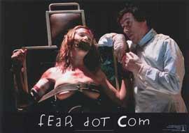Feardotcom - 11 x 14 Poster German Style G