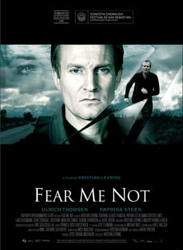 Fear Me Not - 11 x 17 Movie Poster - UK Style A