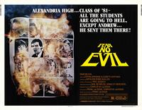 Fear No Evil - 11 x 14 Movie Poster - Style A