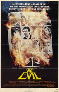 Fear No Evil - 27 x 40 Movie Poster - Style A