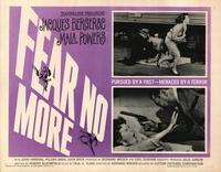 Fear No More - 22 x 28 Movie Poster - Half Sheet Style A