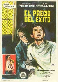 Fear Strikes Out - 11 x 17 Movie Poster - Spanish Style A