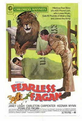 Fearless Fagan - 27 x 40 Movie Poster - Style A