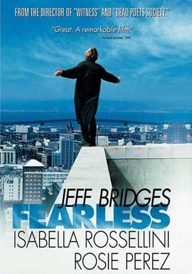 Fearless - 11 x 17 Movie Poster - Style C