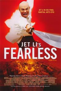 Fearless - 43 x 62 Movie Poster - Bus Shelter Style A