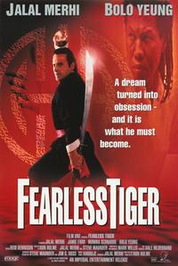 Fearless Tiger - 11 x 17 Movie Poster - Style A
