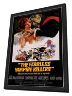 The Fearless Vampire Killers - 11 x 17 Movie Poster - Style A - in Deluxe Wood Frame