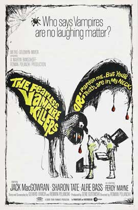 The Fearless Vampire Killers - 11 x 17 Movie Poster - Style C