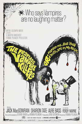 The Fearless Vampire Killers - 27 x 40 Movie Poster - Style C