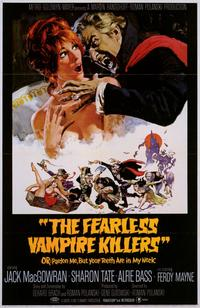 The Fearless Vampire Killers - 11 x 17 Movie Poster - Style A - Museum Wrapped Canvas
