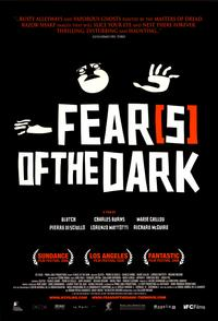 Fears of the Dark - 43 x 62 Movie Poster - Bus Shelter Style A