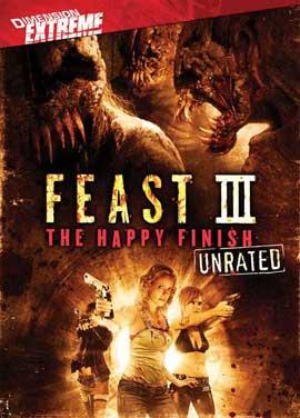Feast 3 The Happy Finish - 11 x 17 Movie Poster - Style A
