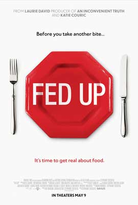 Fed Up - 11 x 17 Movie Poster - Style A