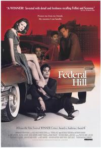 Federal Hill - 11 x 17 Movie Poster - Style A