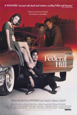 Federal Hill - 27 x 40 Movie Poster - Style A