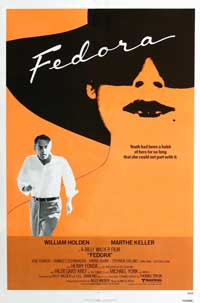 Fedora - 27 x 40 Movie Poster - Style A