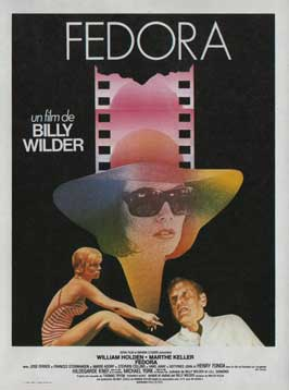 Fedora - 11 x 17 Movie Poster - French Style A