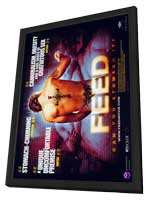 Feed - 11 x 17 Movie Poster - Style A - in Deluxe Wood Frame