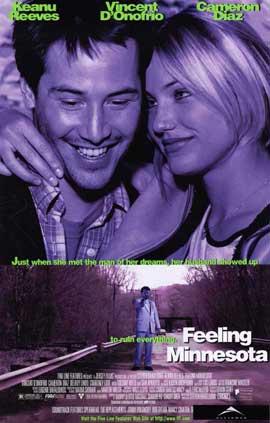 Feeling Minnesota - 11 x 17 Movie Poster - Style A