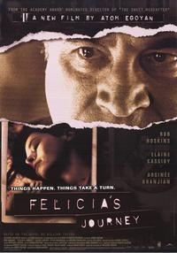 Felicia's Journey - 27 x 40 Movie Poster - Style B