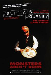 Felicia's Journey - 27 x 40 Movie Poster - Style A