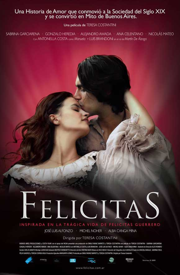 Felicitas Movie Posters 2009