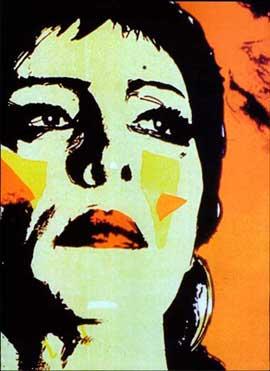 Fellini's Roma - 11 x 17 Movie Poster - Style C