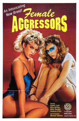 Female Aggressors - 27 x 40 Movie Poster - Style A