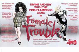Female Trouble - 11 x 17 Movie Poster - Style B