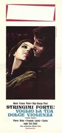 Feminine Feminine - 13 x 28 Movie Poster - Italian Style A