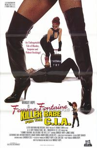 Femme Fontaine: Killer Babe for the C.I.A. - 27 x 40 Movie Poster - Style A
