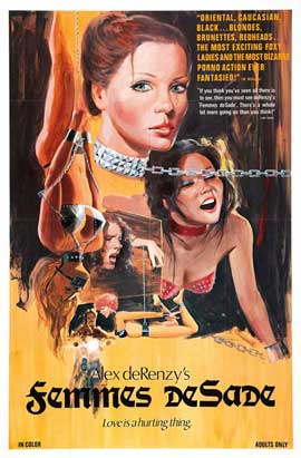 Femmes deSade - 27 x 40 Movie Poster - Style A