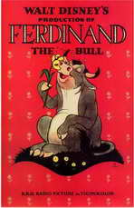 Ferdinand the Bull - 11 x 17 Movie Poster - Style A